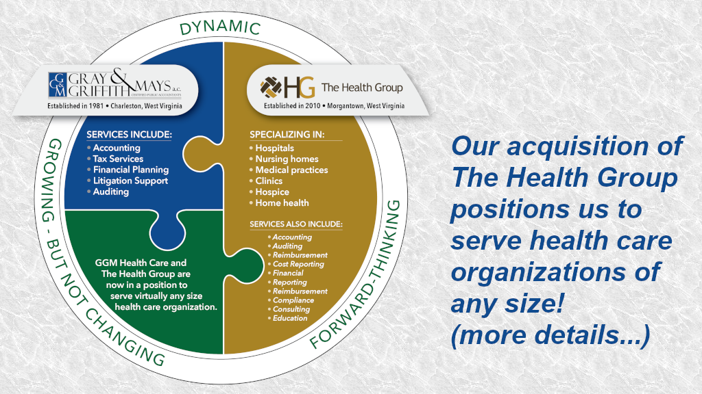 Gray, Griffith & Mays acquires The Health Group